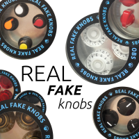 real fake knobs